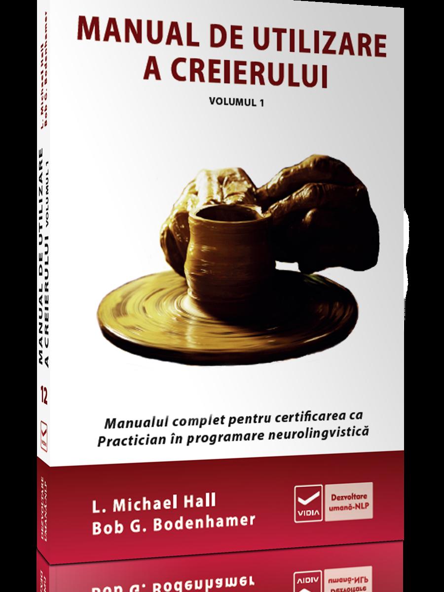 """Pachet """"MANUAL DE UTILIZARE A CREIERULUI"""" (2 carti)-173"""