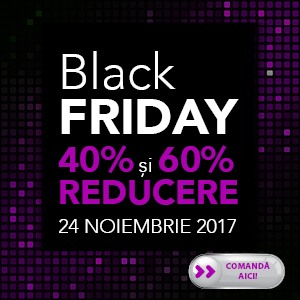 Black Friday - Comanda Online
