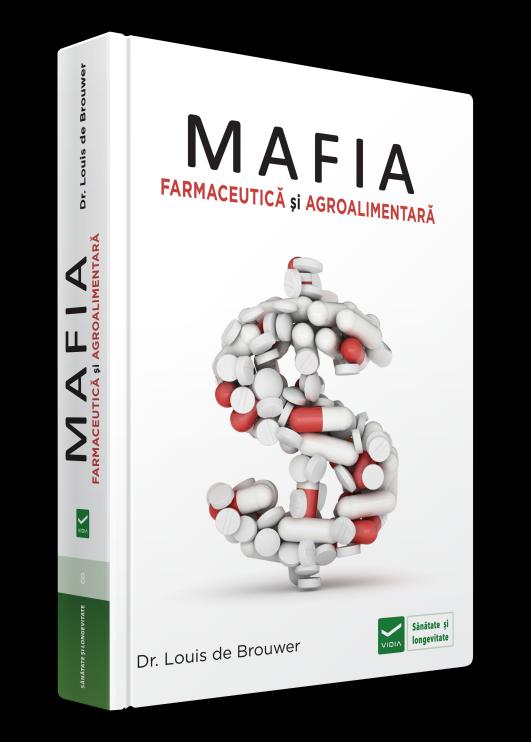 Coperta Mafia Farmaceutica Si Agroalimentara 3D