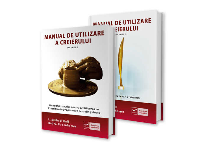 """Pachet """"MANUAL DE UTILIZARE A CREIERULUI"""" (2 carti)-101"""