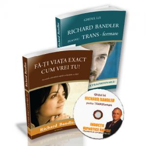 Pachet RICHARD BANDLER (2 Carti+cadou DVD)