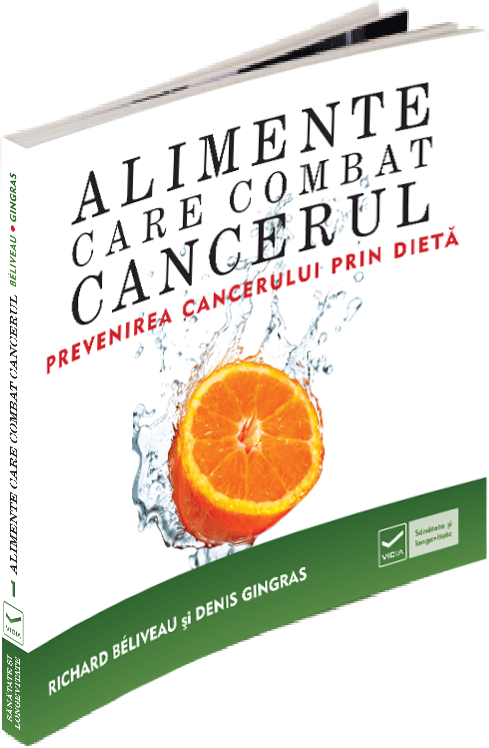 Pachet CUM SA COMBATI CANCERUL PRIN ALIMENTATIE (2 carti)-94