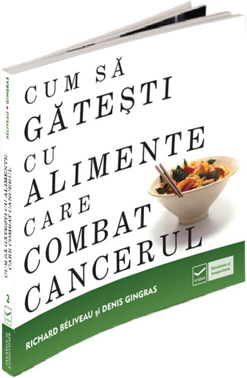 Pachet CUM SA COMBATI CANCERUL PRIN ALIMENTATIE (2 carti)-93