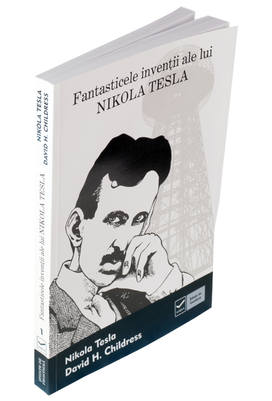 Pachet NIKOLA TESLA (2 carti)-176