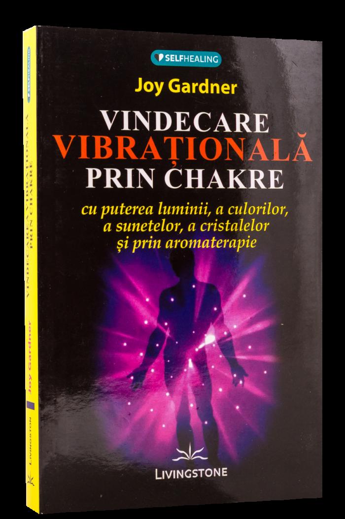 Vindecarea Vibrațională Prin Chakre