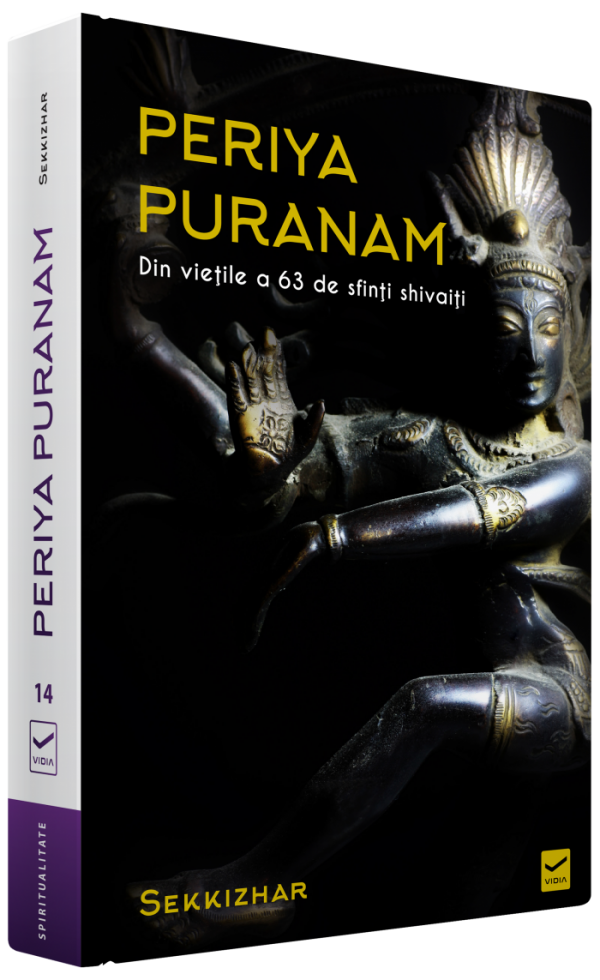 Copertă_PERIYA PURANAM_Sekkizhar_3D