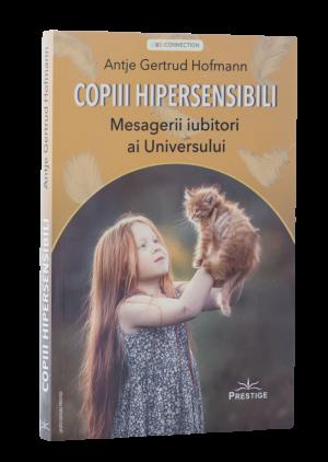 Copiii hipersensibili, îngerii iubitori ai Universului