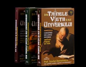 Din tainele vieții și ale Universului Vol. 1, 2, 3
